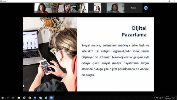 Türk Telekom, TOBB, Habitat Derneği ve Birleşmiş Milletler Kalkınma Programı (UNDP) iş birliği ile hayata geçirdiği 'Hedefi Olan Kadına İnternetle Hayat Kolay' projesiyle kadın girişimciliğini desteklemeyi sürdürüyor