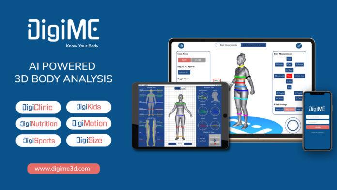 DigiME_3D_Body_Analysis_Startup_Girisim_AI_Invest_Health_HealthTech_Digime3D_Tarvenn_Ventures