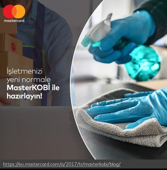 Mastercard'ın KOBİ'lere Destegi Buyuyor
