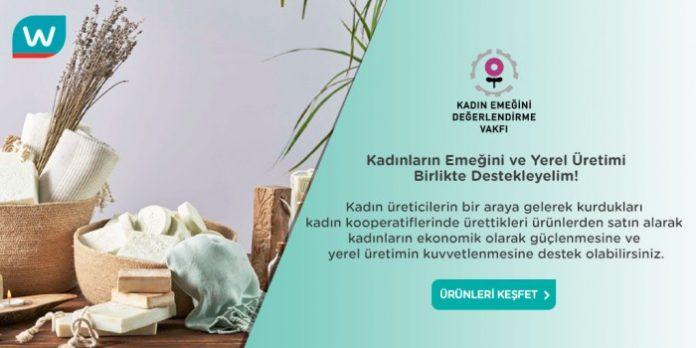 Watsons Turkiye ve KEDV'den Anlami İs Birligi