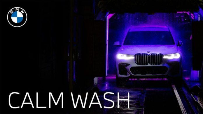BMW, ASMR Türünde Bir Araç Yıkama Videosu Paylaştı