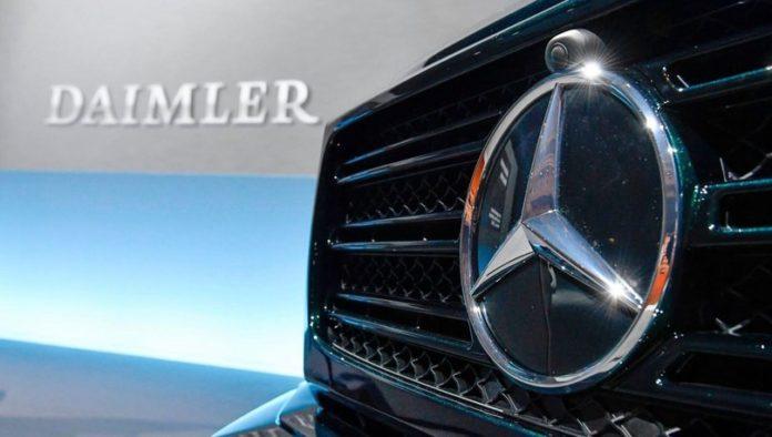 Daimler, Emisyon Hilesi Yüzünden ABD'ye 2 Milyar Dolar Ödeyecek