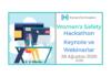 Google kadına yönelik dijital şiddete karşı Women's Safety Hackathon'a dair detaylar