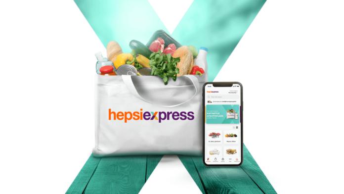 Hepsiexpress, McDonald's iş birliği ile yemek teslimatına başladı