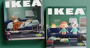 IKEA, Animal Crossing ile 2021 Yılı Kataloğunu Yeniden Yaratıyor
