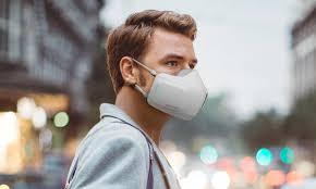 LG'den Pille Çalışan Hava Filtreleme Maskesi