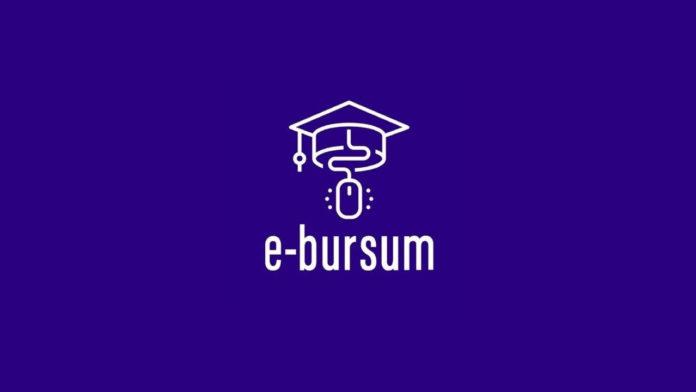 E-Bursum Üzerinden 10 Binden Fazla Öğrenciye 35 Milyon Lira Burs Dağıtıldı