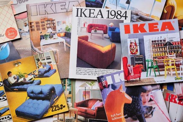 IKEA 72 Yıllık Kataloglarını Yeniden Yayınladı