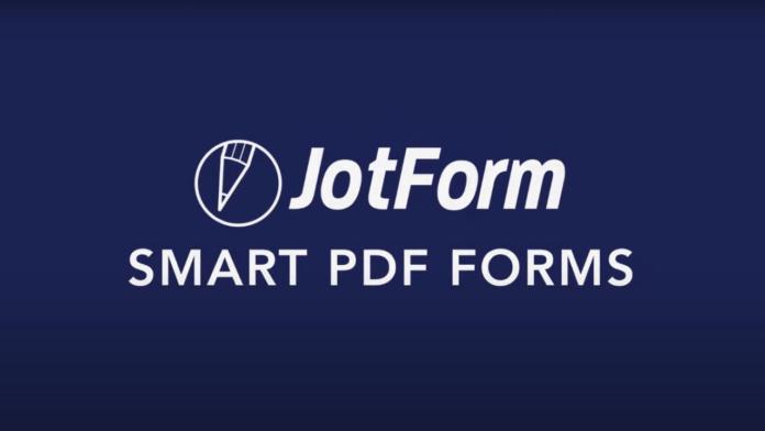 JotForm'dan PDF'ler kolayca gelişmiş online formlara dönüştüren araç: Akıllı PDF Formları