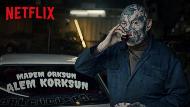 Netflix'in İlk Büyük Küresel Reklam Kampanyası 'One Story Away'
