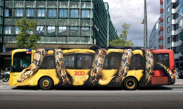 Otobüslerdeki Reklam Giydirme Neden Tercih Ediliyor?