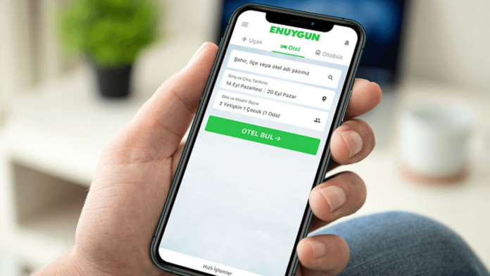 Seyahat Sitesi Enuygun.com'a Otel Hizmeti Eklendi
