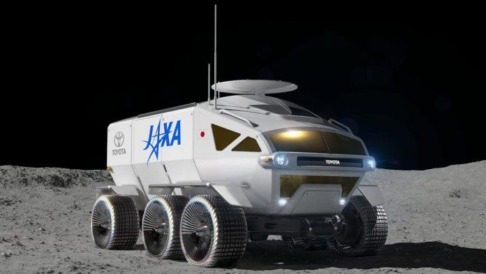 Toyota, Ay'a Araç Gönderecek