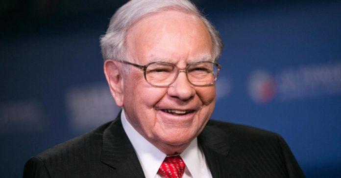 Warren Buffett Bir Günde 800 Milyon Dolar Kazandı