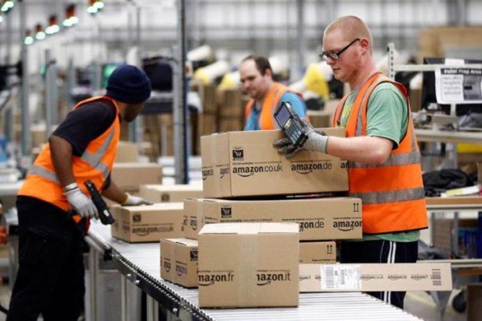 Amazon Yöneticileri, İş Başındaki Yaralanmaları Bildirmeyen Çalışanları Pizza ile Ödüllendiriyor