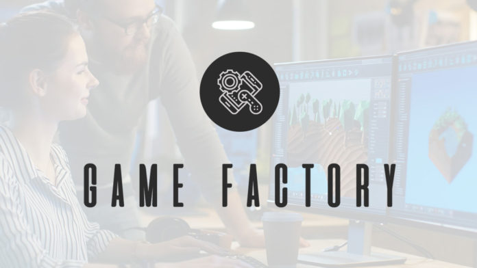 Game Factory: Oyun sektörüne girmek ve oyun geliştirmek isteyenler için kuluçka programı