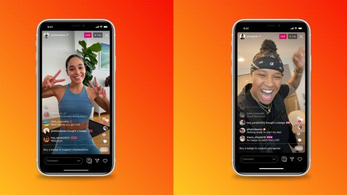 Instagram İçerik Üreticileri, Rozetler ile Gelir Elde Edebilecekler