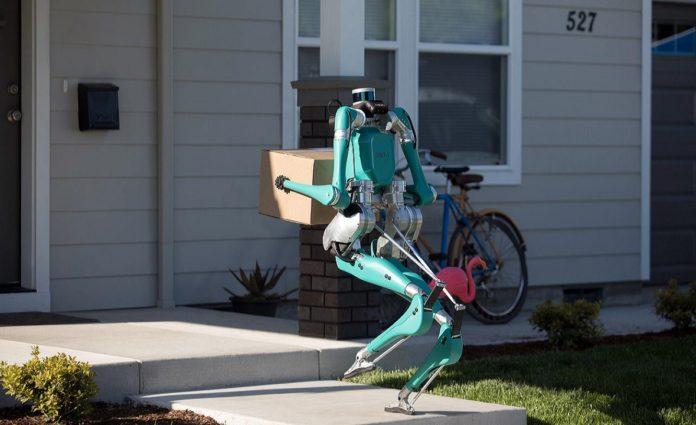 Kafasız Yük Taşıma Robotu, 250.000 Dolardan Satışa Sunuluyor