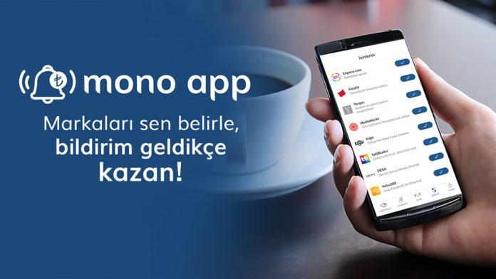 Mono App: Kullanıcılar İle Markalar Arasında Etkileşim Sağlayan Mobil Uygulama