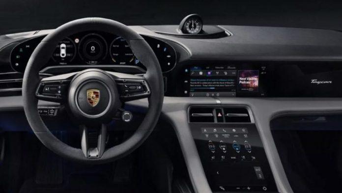 Porsche, Apple Podcasts uygulamasını otomobiline entegre eden ilk üretici oldu