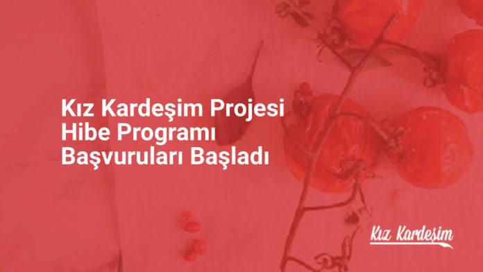 30 girişime hibe desteği verilecek Kız Kardeşim Projesi, kadın girişimcilerin başvurularını bekliyor