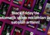 E-ticaret Sitenizi Otomatik Video Reklamları ile Black Friday'e Hazırlayın!
