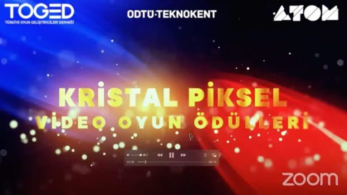 Kristal Piksel Video Oyun Ödülleri'nin 2020 yılı kazananları ve oyun linkleri