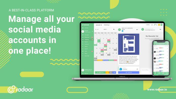 Sosyal Medya Yönetim Platformu RADAAR, TechOne'dan Yatırım Aldı