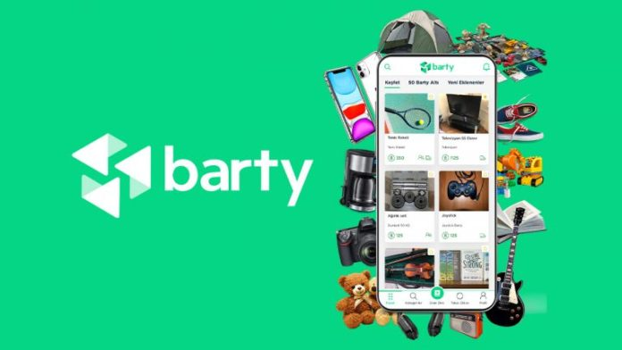 Takas uygulaması girişimi Barty, platform içerisindeki kategori sayısını 18'e çıkardı