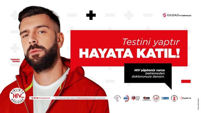 1 Aralık Dünya AIDS Günü İçin Rap Şarkılı Kampanya