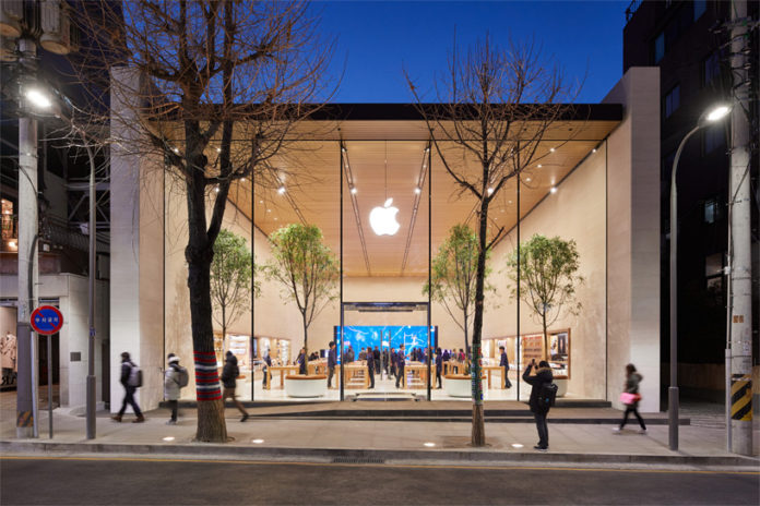 Apple, Dünya Genelinde Birçok Mağazasını Kapatıyor