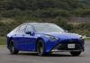 Hidrojenle Çalışan Toyota Mirai'nin Yeni Nesli Tanıtıldı