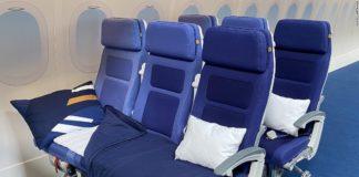 Lufthansa'dan Yataklı Ekonomi Sınıfı Deneyimi