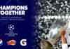 PepsiCo ve UEFA Şampiyonlar Ligi İş Birliği, 2024'e Kadar Uzatıldı