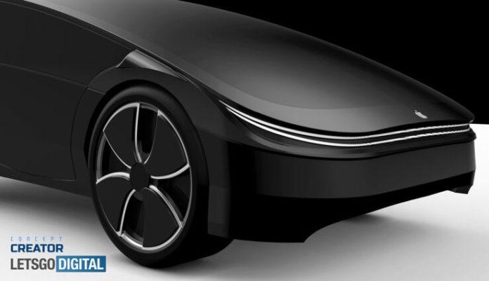 Sihirli Fare Görünümüyle Dikkat Çeken Apple Car Konsepti