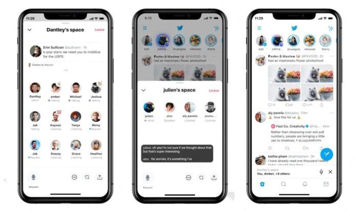 Twitter, Yeni Sesli Sohbet Özelliğini Test Ediyor