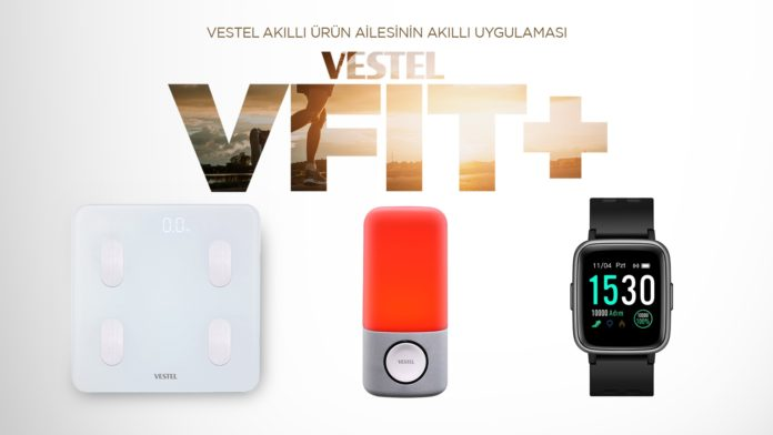 Vestel VFit Akıllı Ürün Ailesi