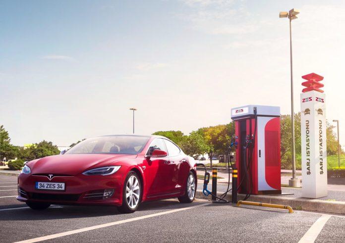 ZES Elektrikli Araç Şarj İstasyonları Artık 81 İlde