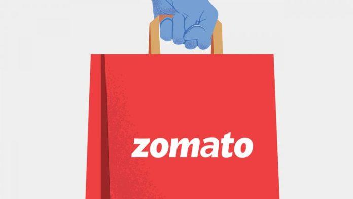 Zomato, online yemek sipariş hizmetini aktif hale getirdi