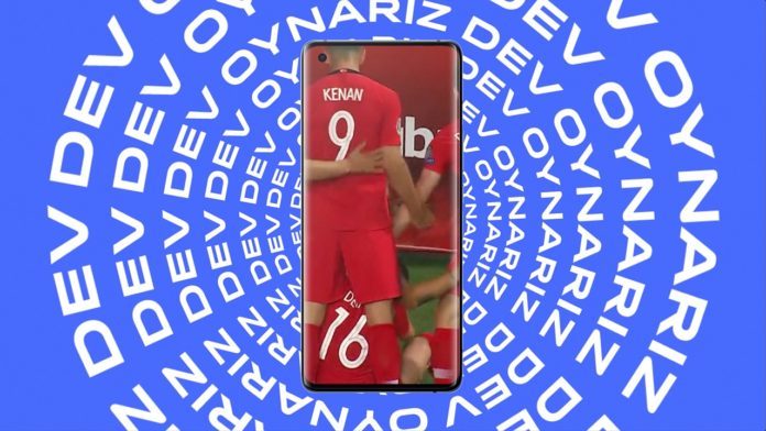 vivo, A Milli Futbol Takımının Ana Sponsoru Oldu