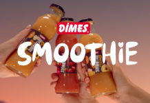 DİMES Smoothie Kampanyası Reklam Filmiyle Başladı