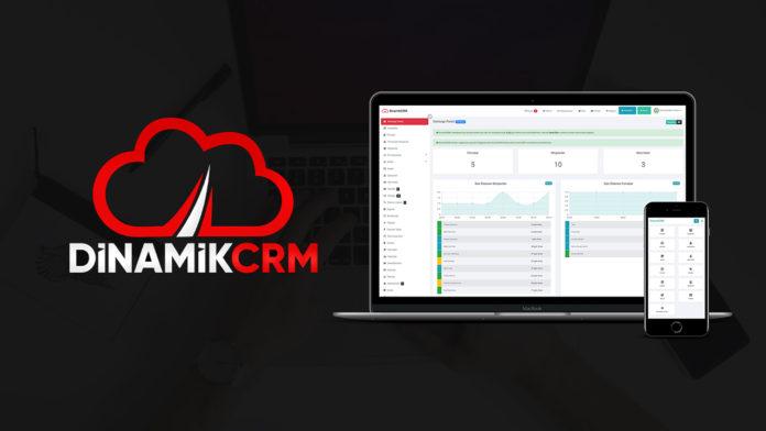 DinamikCRM: Müşteri, satış ve randevu yönetimi gibi tüm araçları tek ekranda toplayan yerli CRM uygulaması