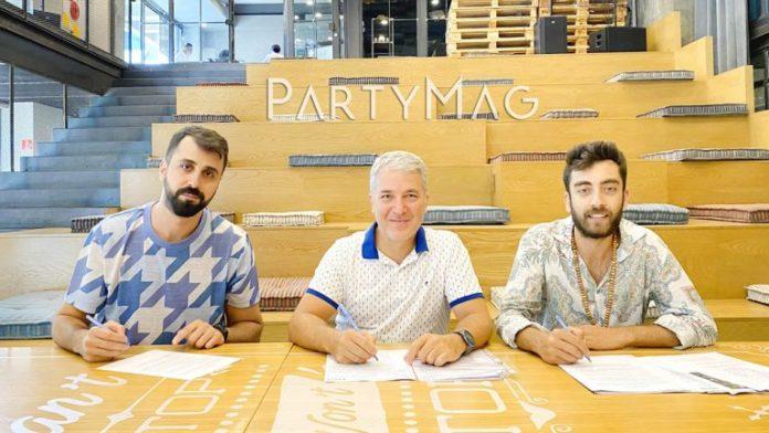 Etkinlik rehberi Partymag, 5 milyon TL değerleme ile yatırım aldı