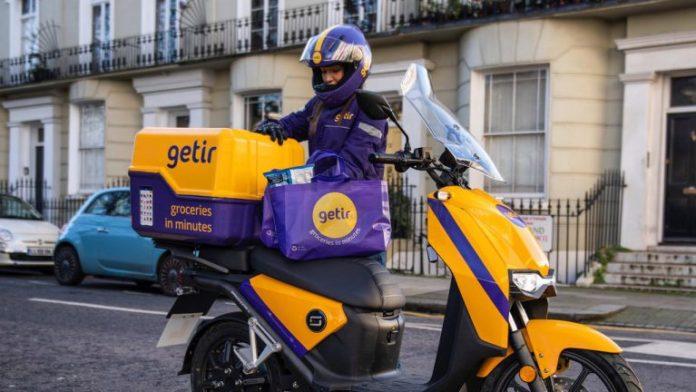 Londra'da hizmet vermeye başlayan Getir, artık globale resmen açıldı