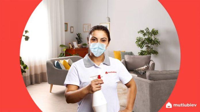 Mutlubiev, temizlik profesyonellerinin sağlık durumlarını HES kodu ile kontrol etmeye başladı