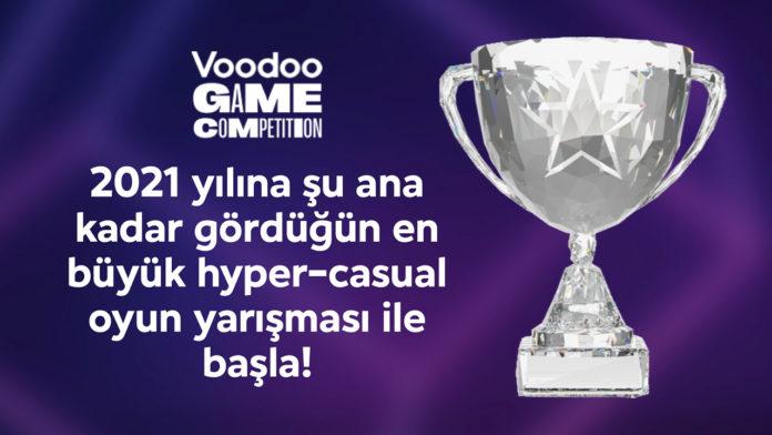 Voodoo, 150 bin dolar ödül vereceği yarışma için yerli oyun girişimlerinin başvurularını bekliyor