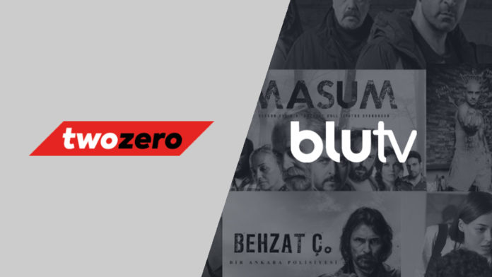 twozero Ventures, BluTV'ye yatırım yaparak şirketin yüzde 2.77 hissedarı oldu