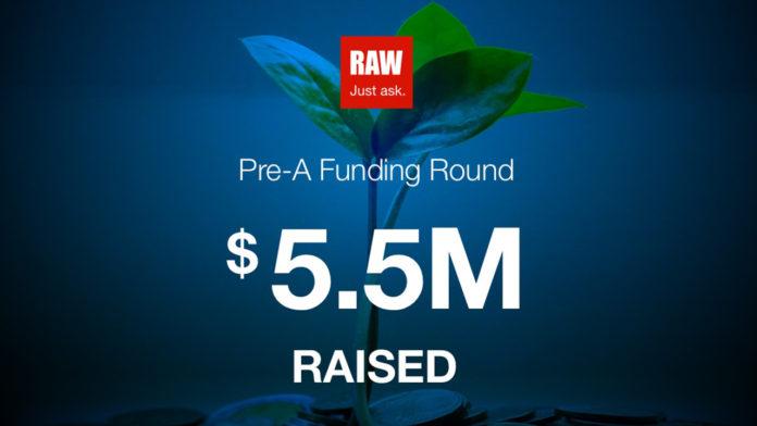 İşletmelerin veri değerini ortaya çıkaran RAW Labs, 5.5 milyon dolar yatırım aldı