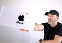 Apple Çalışanlarına Özel Yeni Yüz Maskesi