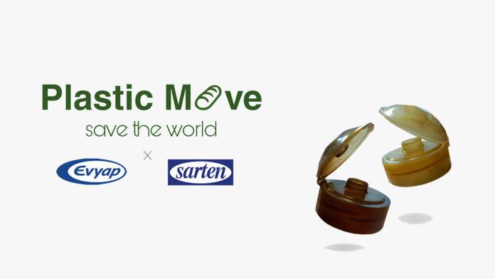 Atık ekmeklerden biyopolimer üreten yerli girişim Plastic Move, ilk ürün denemelerini Evyap ve Sarten ile yaptı